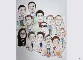 karykatura dla szefów