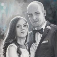 portrety ślubny