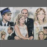 kolarz ślubny