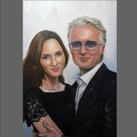 portret na rocznicę
